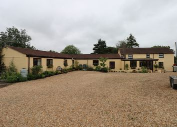 Thumbnail 4 bed detached house for sale in Main Road, Strubby, Alford