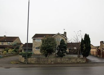 Thumbnail 4 bed detached house for sale in Badminton Road, Old Sodbury, South Glos