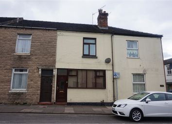 Thumbnail 2 bedroom terraced house for sale in Heron Street, Stoke-On-Trent