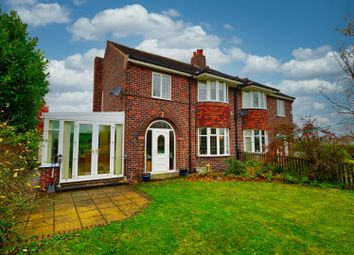 Thumbnail 3 bed semi-detached house for sale in Barnsdale Road, Allerton Bywater, Castleford