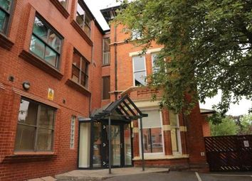 Thumbnail 2 bed flat for sale in Princess House, 26 De Montfort Street, Leicester