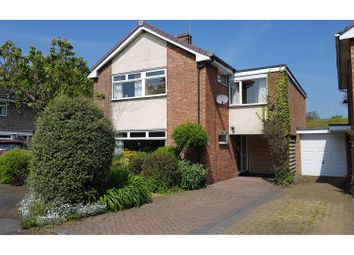 Thumbnail 4 bed detached house for sale in Woodside, Madeley