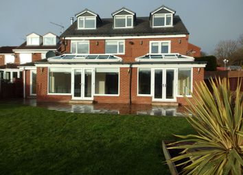 Thumbnail 4 bed detached house for sale in Nursery Park, Ashington