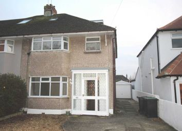 Thumbnail 4 bed semi-detached house to rent in Queens Avenue, Dorchester