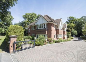 Thumbnail 2 bed flat for sale in Reading Road South, Church Crookham, Fleet