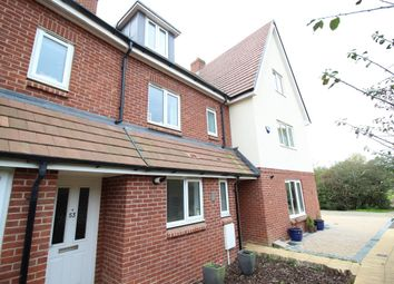 Thumbnail 3 bed terraced house for sale in Brunel Drive, Hailsham