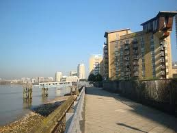 Thumbnail 3 bed shared accommodation to rent in Westferry Road, Isle Of Dogs