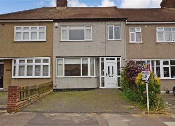 Thumbnail 4 bed terraced house for sale in Percival Gardens, Romford, Essex