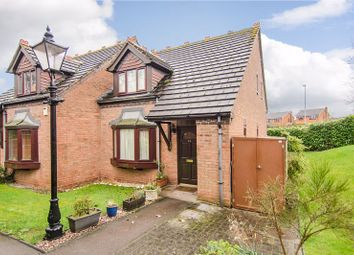 Copperfields, Boley Park, Lichfield WS14. 2 bed semi-detached house for sale