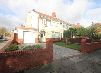 Thumbnail 4 bed semi-detached house for sale in Moorside Road, Crosby, Liverpool