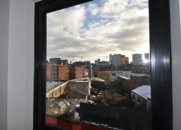 Thumbnail 1 bedroom flat for sale in Jewel Court, Jewellrey Quarter, Birmingham