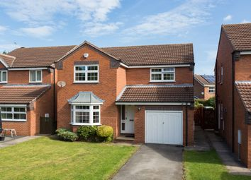 Thumbnail 4 bed detached house for sale in Osprey Close, Acomb Wood, York