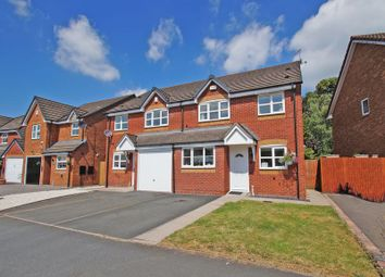 Thumbnail 3 bed semi-detached house for sale in Aerial Way, Wychbold, Droitwich