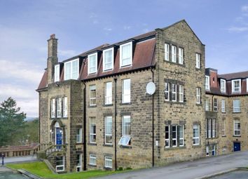 Thumbnail 2 bedroom flat to rent in Priestley Hall, Lady Park Avenue, Bingley, West Yorkshire