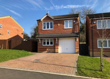 Thumbnail 4 bed detached house for sale in Deanery Close, Ripley