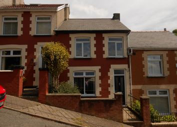 Thumbnail 3 bed terraced house for sale in Kimberley Road, Six Bells, Abertillery