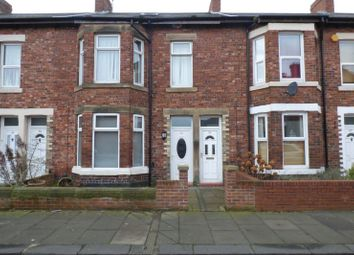 Thumbnail 2 bedroom flat for sale in Stratford Road, Heaton, Newcastle Upon Tyne