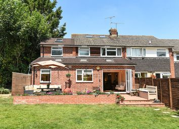 Thumbnail 4 bedroom end terrace house for sale in Lingfield Close, Old Basing, Basingstoke