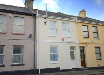 Thumbnail 2 bedroom terraced house to rent in East View, Stoke, Plymouth