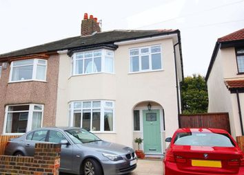 Thumbnail 3 bed semi-detached house for sale in Rudston Road, Chidlwall, Liverpool