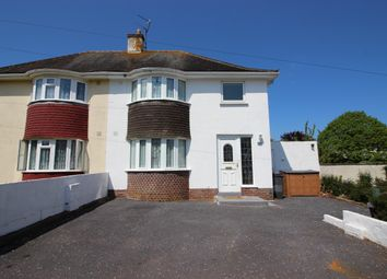 Thumbnail 3 bed semi-detached house for sale in Dart Avenue, Torquay
