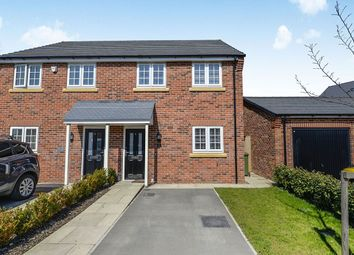 Thumbnail 3 bed semi-detached house to rent in Redfield Way, Eastfield, Scarborough