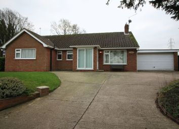 Thumbnail 3 bedroom detached bungalow to rent in Rectory Grounds, Hayton, Retford