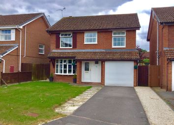 Thumbnail 4 bed detached house for sale in Magpie Drive, Totton, Southampton