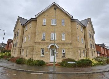 Thumbnail 2 bed flat for sale in Mendip Lodge, Stevenage, Herts