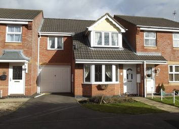 Thumbnail 3 bed property to rent in Waterworks Road, Coalville