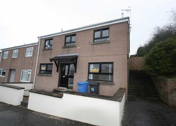 Thumbnail 4 bed end terrace house for sale in Langley Road, Ballynahinch, Down