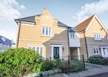 Thumbnail 3 bed link-detached house for sale in Monarch Lane, Colchester