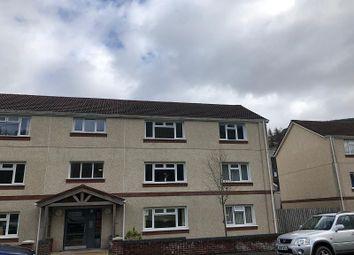 Thumbnail 2 bedroom flat to rent in Lle Canol, Heol Yr Afon, Glyncorrwg, Port Talbot, Neath Port Talbot.