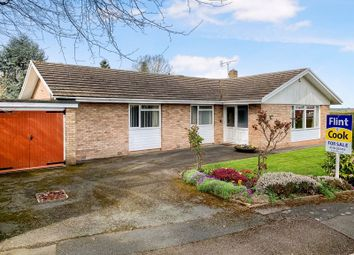 Thumbnail 3 bed bungalow for sale in Loder Drive, Hereford
