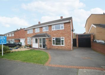 Thumbnail 3 bed semi-detached house for sale in Conway Drive, Telford Estate
