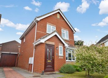 Thumbnail 3 bedroom detached house for sale in Kiln Road, Horsford, Norwich
