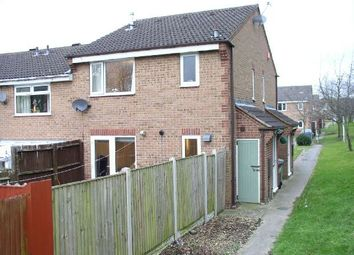 Thumbnail 1 bed town house for sale in Morton Avenue, Clay Cross, Chesterfield