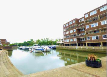 Thumbnail 1 bedroom flat for sale in Servius Court, Brentford Dock