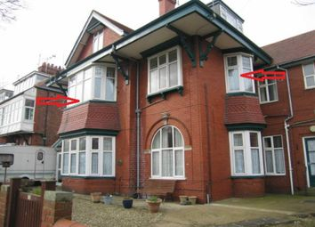 Thumbnail 1 bed flat to rent in Cardigan Road, Bridlington