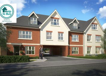 Thumbnail 2 bedroom flat for sale in New Haw Road, Addlestone, Surrey