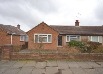 Thumbnail 2 bed bungalow for sale in Collingdale Road, The Headlands, Northampton