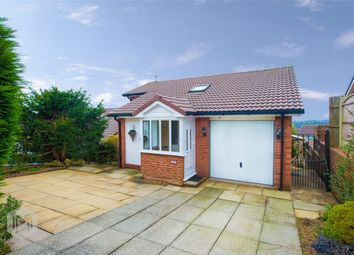Thumbnail 3 bedroom detached house for sale in Horseshoe Lane, Bromley Cross, Bolton, Lancashire