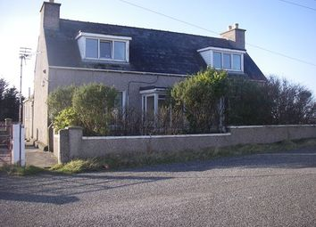 Thumbnail 3 bed detached house for sale in North Tolsta, Isle Of Lewis