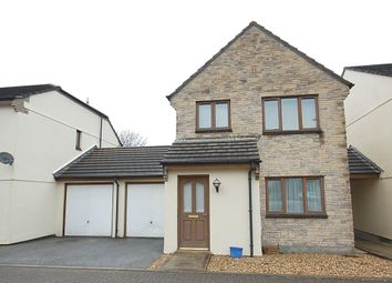 Thumbnail 3 bed link-detached house to rent in Park An Harvey, Helston