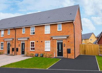 Thumbnail 3 bed mews house for sale in Plox Brow, Tarleton Lock, Tarleton, Preston