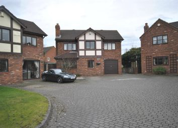 Thumbnail 4 bedroom property to rent in Warrington Road, Mickle Trafford, Chester