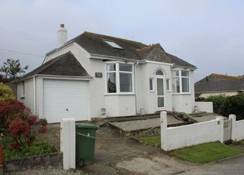 Thumbnail 2 bed bungalow to rent in Gurnick Estate, Newlyn, Penzance