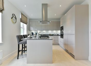 Thumbnail 5 bed detached house for sale in Crockford Lane, Basingstoke
