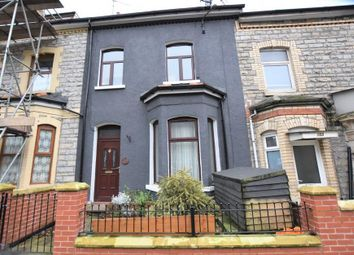 Thumbnail 3 bed terraced house for sale in Windsor Road, Penarth