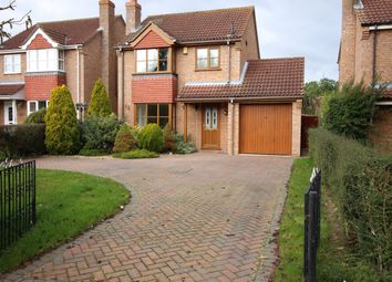 Thumbnail 3 bed detached house to rent in Millstream Road, Heighington, Lincoln